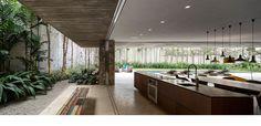 Sala 5 Arquitetura | Casa dos Ipês com Studio mk27 - Sala 5 Arquitetura