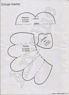 Eu Amo Artesanato: Capa para cuia de chimarrão e garrafa térmica com molde