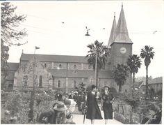 Parramatta Heritage: St John's Cathedral, Parramatta
