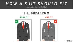10 Golden Rules For Buying A Suit (Men's Suit Buying Guide)