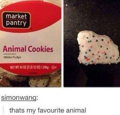 My favorite animal:
