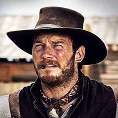cc1db614e8006 Josh Faraday · Chris Pratt - The Magnificent Seven Magnificent Seven 2016