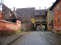 Sighisoara, la ciudad de Drácula (Rumanía)