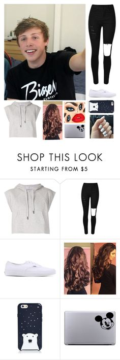 """""""GirlFriend Tag With Harry Lewis (Wroetoshaw)"""" by kkluvsyou24 ❤ liked on Polyvore featuring beauty, adidas, Vans, Retrò and Kate Spade"""