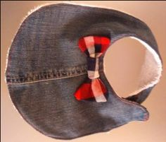 BABERO PARA EL SEÑORITO- UN REGALO NAVIDEÑO Draps Design, Tie Bow, Holiday Gifts