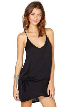 Nasty Gal Hold Up Dress
