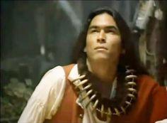 Native American Eric Schweig