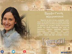 Haftanın Karakteri   Maya Şamverdi (İlayda Çevik)