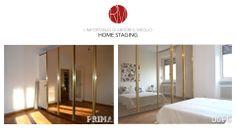 #AbitareIlMeglio. Come ridisegnare una camera da letto con l' #HomeStaging. http://www.rossomattone.eu/Home_Staging-p25.html
