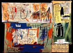 Jean-Michel Basquiat - Piscine versus the best hotels