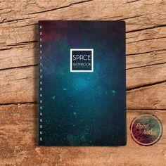 PROFESSIONAL carta nera sketchbook Notebook journal di PrintNotes