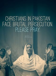 Christians in Pakistan face brutal persecution for their faith. Please pray for their safety. Christian World, Christian Faith, Mission Quotes, Isaiah 6 8, God Jesus, Jesus Christ, Persecuted Church, Finding Jesus, Sisters In Christ