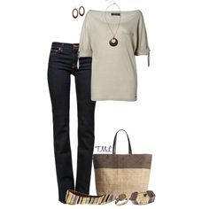 """""""Untitled #455"""" by tmlstyle on Polyvore"""