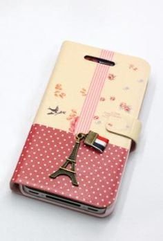 Eclectic Artistry iPhone 5 Case in Bonjour Paris | Sincerely Sweet Boutique