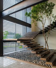 unique modern staircase design ideas for your dream house 2 Home Stairs Design, Modern House Design, Staircase Design Modern, Stair Design, Stairs Architecture, Architecture Design, Modern Staircase, Staircase Ideas, Spiral Staircases