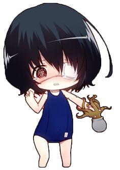 Another Chibi Misaki Mei