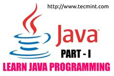 Learning Java Programming I