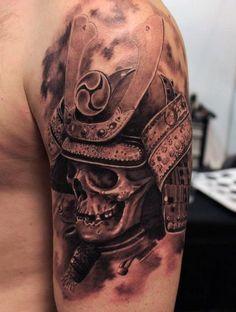 Sugar Skull Tattoo Designs For Men