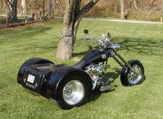 custom trike motorcycles