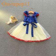 de2e151ce62f9 白雪姫 スノーホワイト 風 プリンセスドレス 子供 ドレス 衣装 ディズニー USJ C-2858S1904  C
