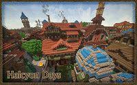 [Texture Packs] Minecraft Halcyon Days Texture Pack 1.6.4/1.6.2