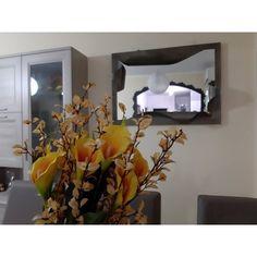 CORNICE design FERRO BATTUTO per Specchio o Foto con o senza LED . Realizzazioni Personalizzate . 849 Oversized Mirror, Led, Furniture, Design, Home Decor, Interior Design, Design Comics, Home Interior Design, Arredamento