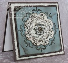 Daydream Medallions Stamp Set and Floral Framelits now bundled at 15% off!