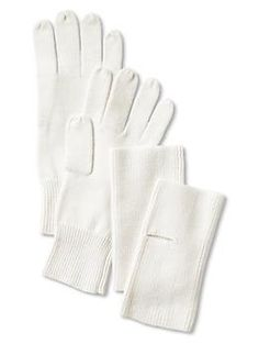 Convertible knit glove | Banana Republic
