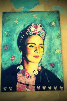 Frida Kahlo was amazing!