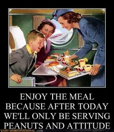flight attendant humor :)