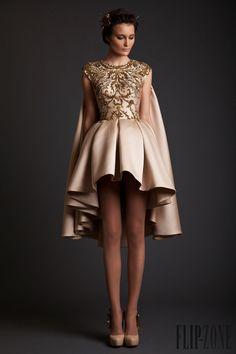 Krikor Jabotian Spring-summer 2014 - Couture