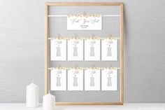 Seating Chart Template, Seating Table Cards, Wedding Reception Seating, Event Seating 100% Editable Templett  PPW0225 Bow Template, Seating Chart Template, Seating Charts, Wedding Reception Seating, Card Table Wedding, Wedding Cards, Bridal Bingo, Bridal Shower Games, Printing Services