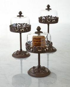 GG Collection Cake Pedestal