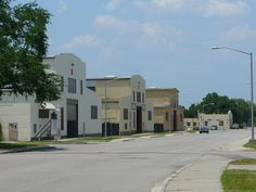 photos closed military bases charleston sc | Charleston, SC Navy Yard ~ Storehouses