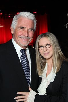 streisand+cedars+heart | barbara streisand and james brolin barbra streisand was recognized for ...