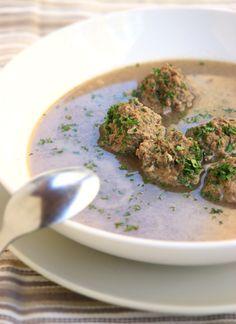 Paleo Leberknödel: Paleo Liver Dumplings and Bone Broth. Ultimate nourishment! - The Nourished Caveman