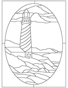 Lighthouse Patterns Related Keywords & Suggestions - Lighthouse ...