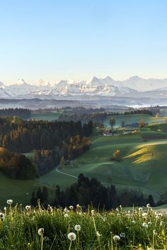 Excursion destinations Switzerland: 99 ideas for a great day trip - Most beautiful viewpoint in the Emmental - Magic Places, Places To Visit, Beautiful World, Beautiful Places, Vacation Destinations, Amazing Nature, Day Trip, Beautiful Landscapes, Landscape Photography