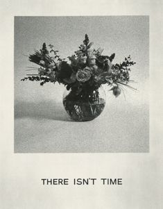 John Baldessari — There Isn't Time (Goya Series), 1997