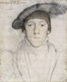 Perfect drawings of Hans Holbein the Younger (c.1497 – 1543).