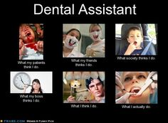 Dental Assistants, we are pretty much amazing!. Want to become a dental assistant? Visit us at www.coredentalacademy.com