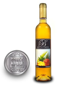 Craft Wine Awards 2014 | Bellaforma Wine Pineapple