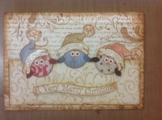 Card made using all Kaszazz products, created by Julie Storti
