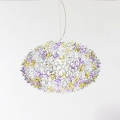 Bloom New Pendant Light, Kartell Pendant Lights | YLighting