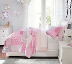 Larkin Bedroom Set #pbkids Wish I had no budget so I could get this for B's room!!!