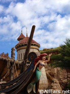 Under the Sea Journey of the Little Mermaid....can't wait to see this