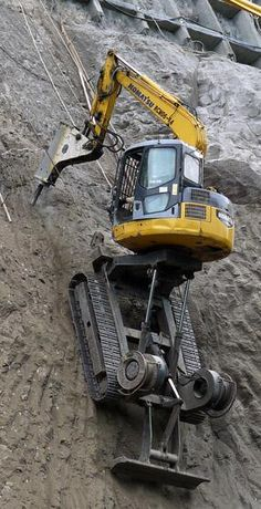 construction equipment....because I must show Kirby ! Construction vehicle transport http://www.shipyourcarnow.com