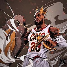 Lebron James By Acebang