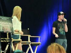 [VIDEO] FULL Alona Tal and Chad Lindberg convention panel #VanCon2011