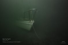 """Sunken Boat Go to http://iBoatCity.com and use code PINTEREST for free shipping on your first order! (Lower 48 USA Only). Sign up for our email newsletter to get your free guide: """"Boat Buyer's Guide for Beginners."""""""